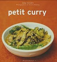 Petit curry par Jody Vassallo
