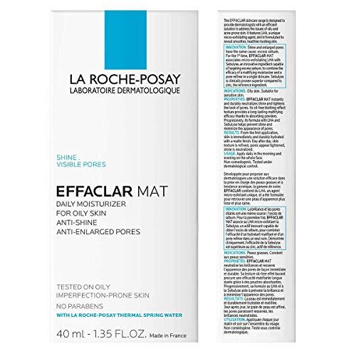 Effaclar Mat Oil-Free Mattifying Moisturizer 2