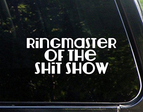 Ringmaster Of The Sh&show - 8-3/4