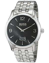 Hugo Boss Men's 1513429 Silver Stainless-Steel Analog Quartz Watch