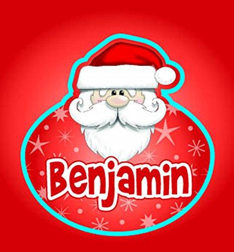 John Hinde Benjamin My Name Flashing Badge