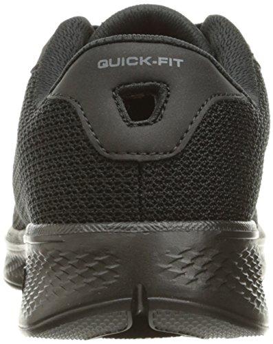 Scarpe Black Nero Glorify 4 Go Donna Ginnastica Basse Skechers da Walk pOwI77Aq