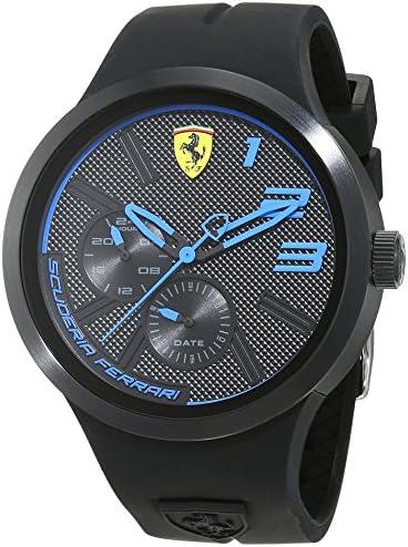 Black 0830395 Buy Men's Watch Ferrari Scuderia Online Analog Dial jAR5L4