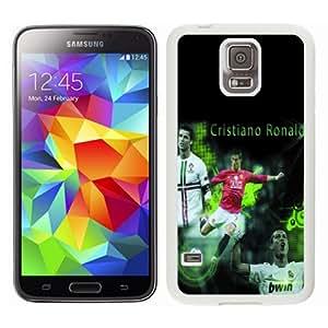 Cristiano Ronaldo - Real Madrid Samsung Galaxy 9600 S5 Case AR274903