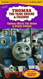 Thomas the Tank Engine & Friends - Thomas Meets the Queen & Other Stories [VHS]