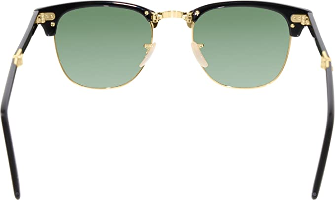 f4b7ce31bdf Ray-Ban Sonnenbrille CLUBMASTER FOLDING (RB 2176)  Amazon.co.uk  Clothing