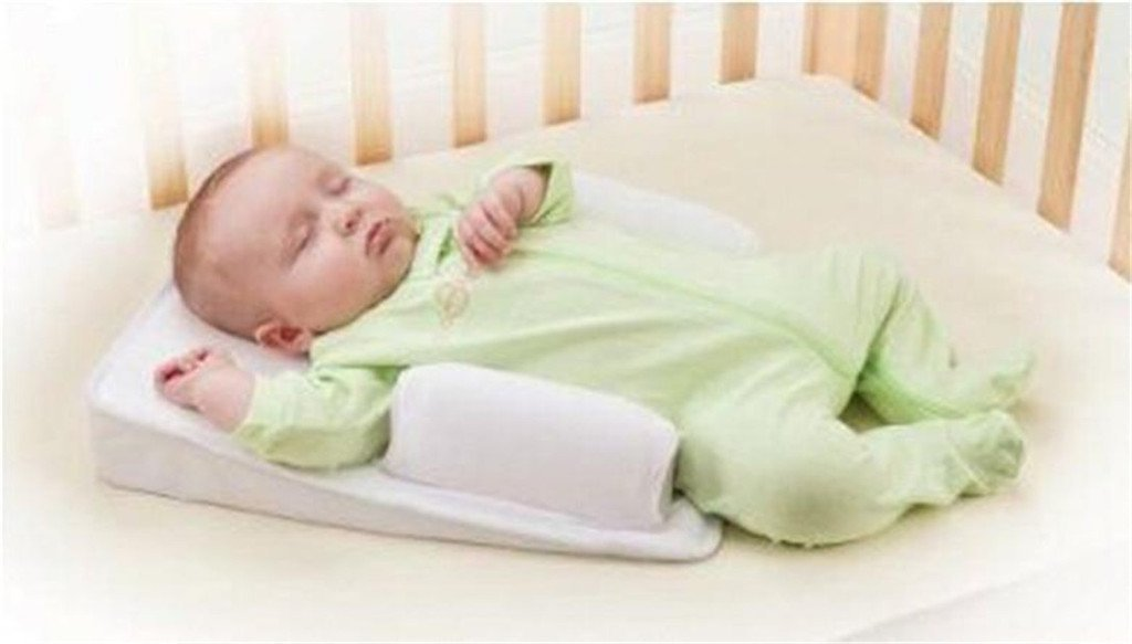 Amazoncom Guangqi Newborn Safety Pillow Sleeping Pad Baby