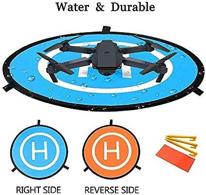 Drone Landing Pad, Pista de aterrizaje de drones, 22