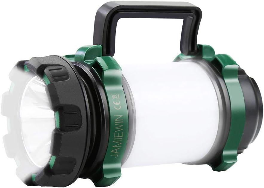 Energizer LED Camping Lantern Flashlight, 650 Hour Run-Time, 500 Lumens, IPX4 Water Resistant, Battery Powered LED Lantern – Use for Hurricane, Emergency Light, Camping