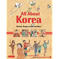 All About Korea: Stories, Songs, Crafts and More (All About...countries) (English Edition)
