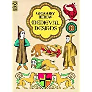 Medieval Designs (Dover Pictorial Archive Series)