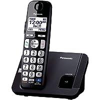 Panasonic KX-TGE210B dect_6.0 1-Handset Landline Telephone