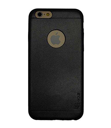 Uunique Hartschale / Schutzhülle für iPhone 6/6S–Schwarz