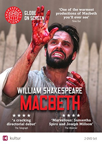 Macbeth - Shakespeare's Globe Theatre On-Screen (2 DVD set)