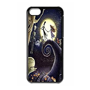 [H-DIY CASE] For Iphone 4 4S-The Nightmare Before Christmas Movie-CASE-7