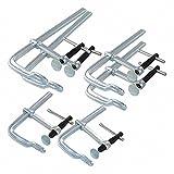 Bar Clamp Set, F-Style Sliding Arm