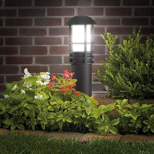LEONLITE 3W LED Landscape Light, 18W Eqv, 12V Low Voltage, Waterproof, Aluminum Housing with Ground Stake, ETL Listed Outdoor Pathway Garden Yard Patio Lamp, 5000K Daylight, Pack of 6 by LEONLITE (Image #5)