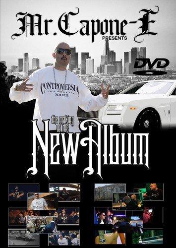 DVD : Mr Capone-E - Making Of The New Album (DVD)