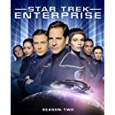 Star Trek:  Enterprise:  Season 2 [Blu-ray]
