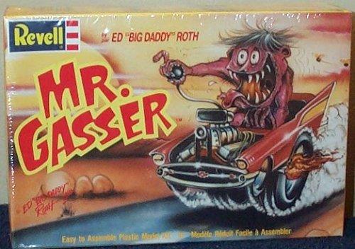 (Ed Big Daddy Roth Mr. Gasser Plastic Model)