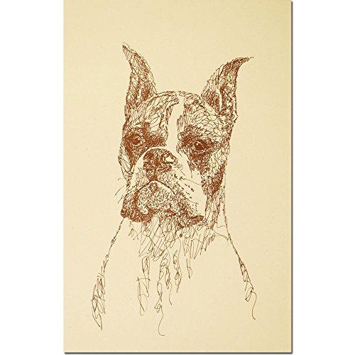 Kline Dog Lithograph - 9
