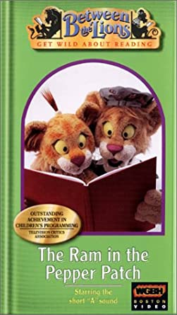 9781578076338: between the lions ram in the pepper patch [vhs.
