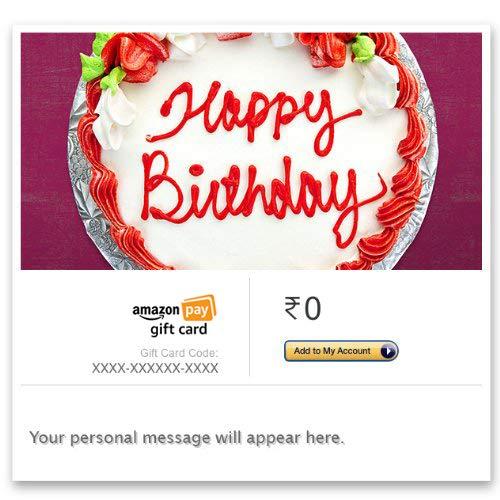 Gift Voucher For Birthday Buy Gift Voucher For Birthday Online At