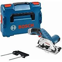 Bosch Professional 12V System sladdlös cirkelsåg GKS 12V-26 (kling-Ø: 85 mm, utan batterier och laddare, i L-BOXX)
