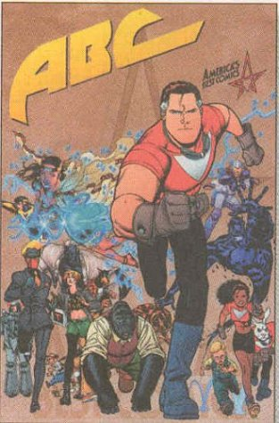 Alan Moore's America's Best Comics (Best Alan Moore Comics)