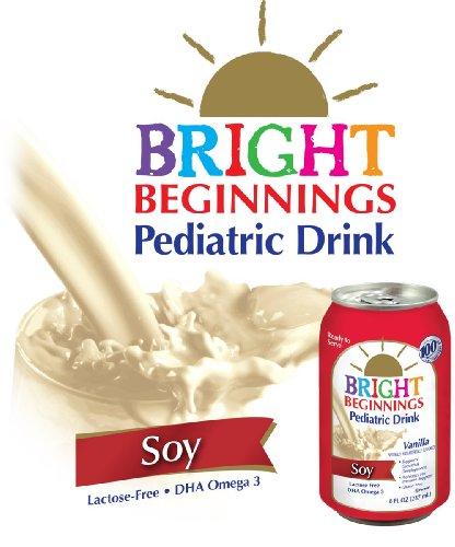 Bright Beginnings Soy Pediatric Nutritional Drink Vanilla