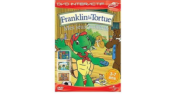 Franklin la tortue - Mes jeux préférés Francia DVD: Amazon ...