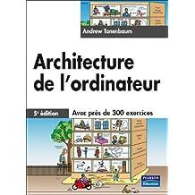 Architecture ordinateur    5/e