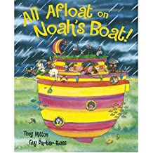 All Afloat on Noah's Boat (Paperback) - Common