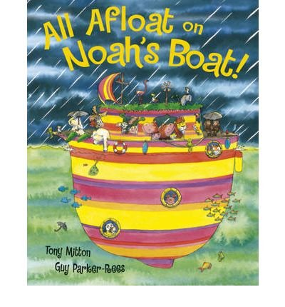Download All Afloat on Noah's Boat (Paperback) - Common ebook