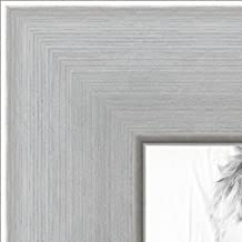 Art to Frames 1WOMFRBW26966-24x30 24 by 30-Inch Picture Frame, 1.25-Inch Wide, Chrome Stainless Steel