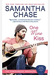 One More Kiss (Shaughnessy Brothers: Band on the Run Book 1) Kindle Edition