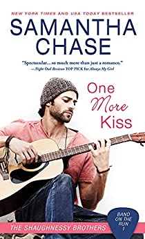 One More Kiss Shaughnessy Brothers ebook product image