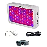 LED Grow Light, 1000W Indoor Plant Grow Lights Full Spectrum with UV&IR for Veg and Flower