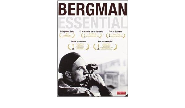 Pack Bergman essential [DVD]: Amazon.es: Ingmar Bergman: Cine y Series TV
