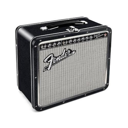 Fender Amp Tin Lunch Box