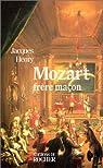 Mozart : Frère maçon par Henry