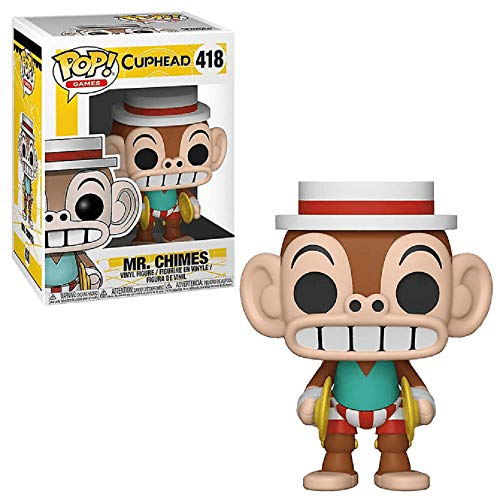 Funko Pop! Cuphead Mr Chimes Exclusive Vinyl Figure 35