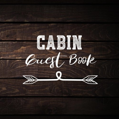 Used, Guest Book Cabin: Guest Book For Vacation Home V2 for sale  Delivered anywhere in Canada