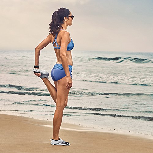 Agua para Speedo Mujer Zapatos Knit acuáticos Zapatillas Surf de Grey Flame Frost 0Wq4wIrqgB