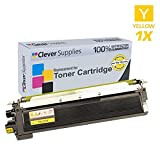 brother 3070 - Clever Supplies Compatible Brother TN210 TN-210 (TN210Y) Yellow Toner Cartridge, DCP-9010CN, HL-3040CN, 3045CN, 3075CW, 8070, 8370, 3070, MFC-9010CN, 9125CN, 9325CW, 9120CN, 9320CW, 9320CN