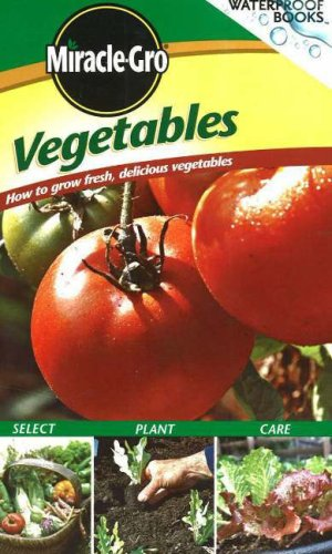 Vegetables Fresh Delicious Waterproof Books product image