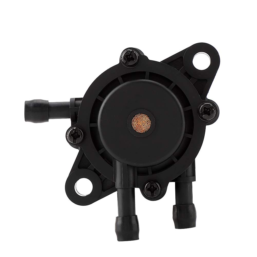 Rasenm/äher Zubeh/ör Kraftstoffpumpe ABS Umweltfreundlich Leichter Profi f/ür RZT22 RZT50 RZT50VT mit Filter Notwendiger Ersatz