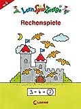 Rechenspiele (LernSpielZwerge - Mal- und Rätselblocks)