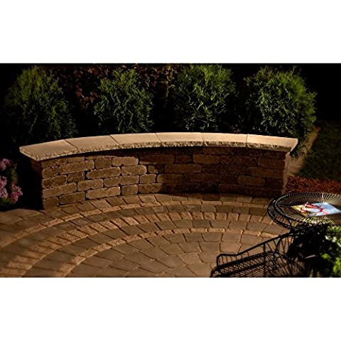 Necessories Riverland Seat Wall (Paver Fire Pit)
