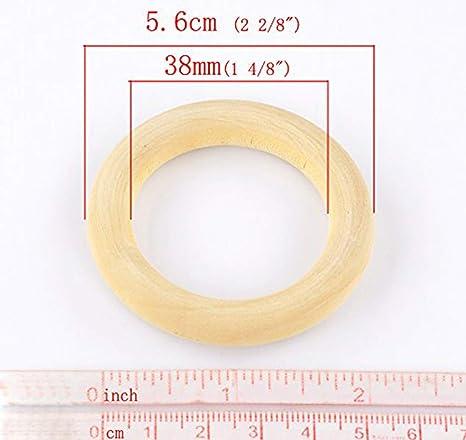 Funky Handpainted Geometric Pattern \u2022 Boho Chic \u2022 Trendy wood jewelry \u2022 chunky wood ring 8 Wood Ring \u2022 Women \u2022 Men